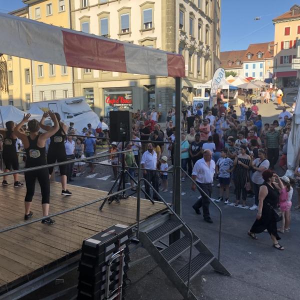 BODYFIT et Danse - Centre Portugais de Romont